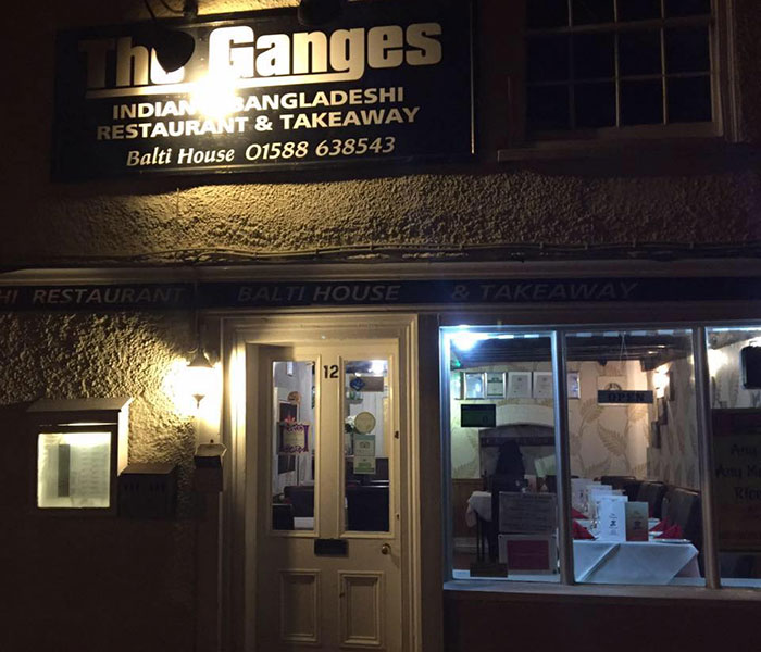 The Ganges Indian and Bangladeshi Restaurant